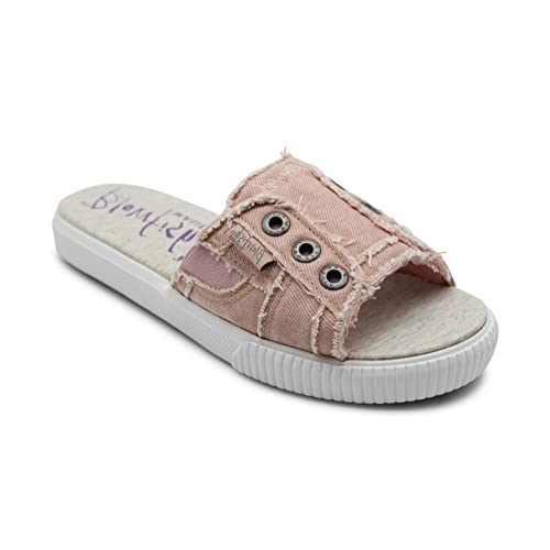 1bc1cfef3ef7 Blowfish Women s Fresco Slide Sandal  Amazon.ca  Shoes   Handbags