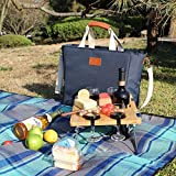INNO STAGE 40L Cooler Bag, Large Insulated Tote