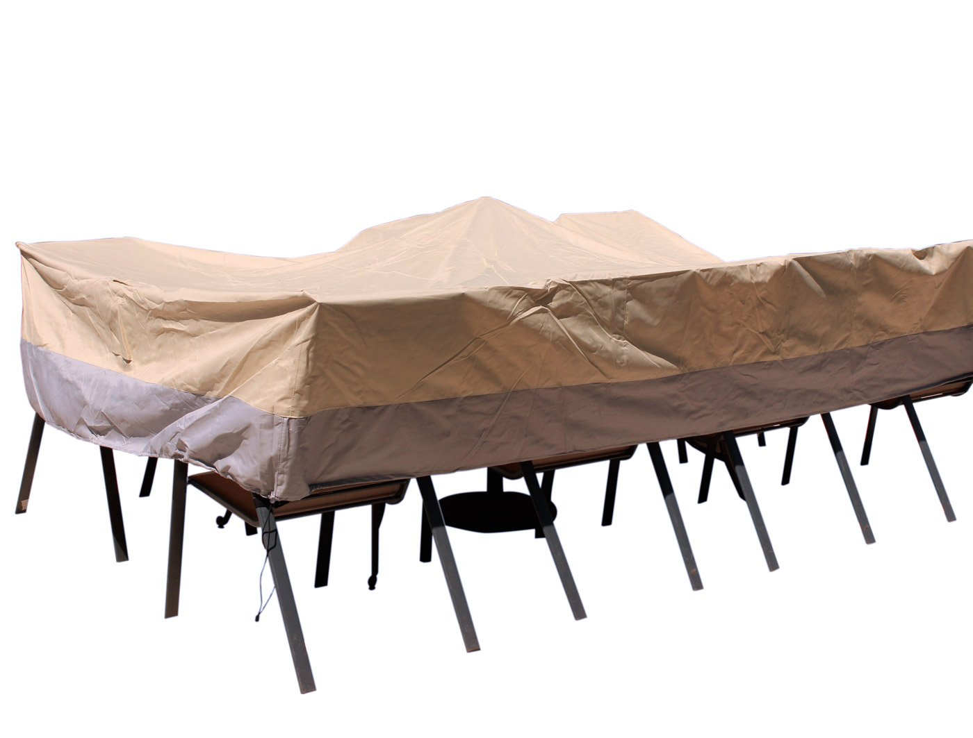 Yukon Glory Original Original 8255 Premium Small Table Set Cover With Water Resistant Heavy Duty Material