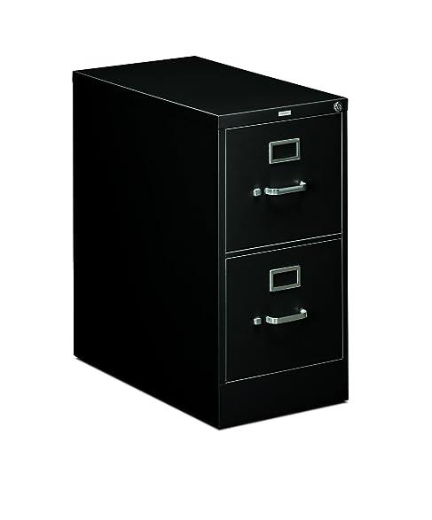 Amazon.com: HON 2-Drawer Office Filing Cabinet - 310 Series Full ...