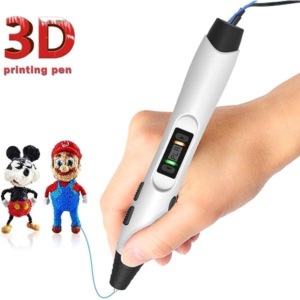 Lápiz 3D profesional para impresión 3D de servidor de impresión ...