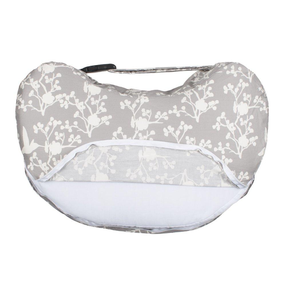 Bebe au Lait Premium Cotton Nursing Pillow Slipcover, Nest by Bebe au Lait