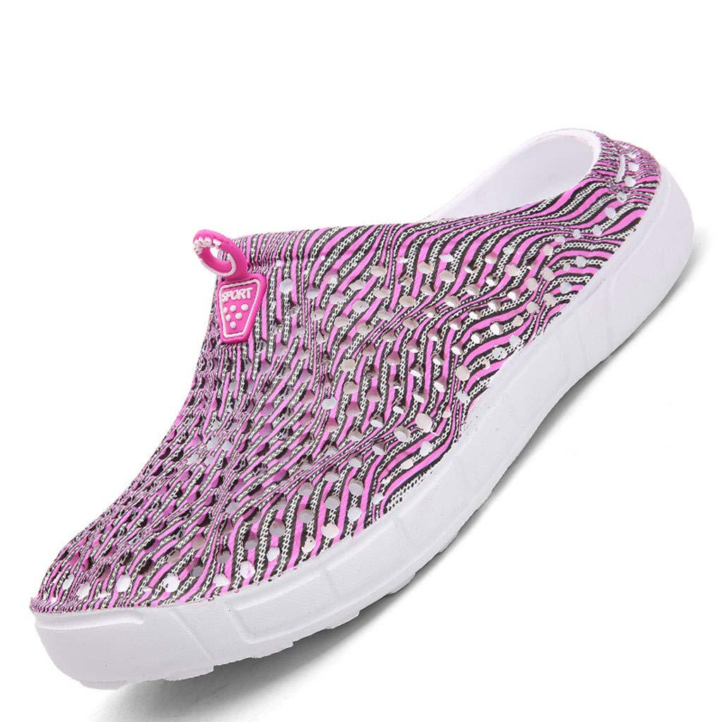 Women Hollow Out Beach Sandals - Casual Ladies Breathable Slippers Flats Shoes,2019 New