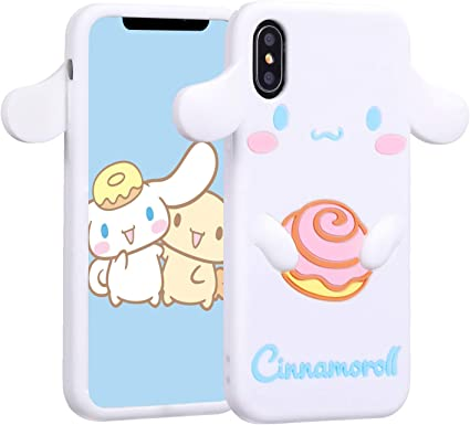 Allsky Case For Iphone Xr 6 1 Cartoon Soft Silicone Cute 3d Fun Cool Cover Kawaii Unique Funny Kids Girls Teens Animal Character Rubber Skin Shell