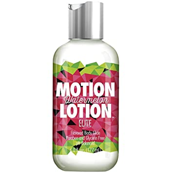 Body lotion for sex safe