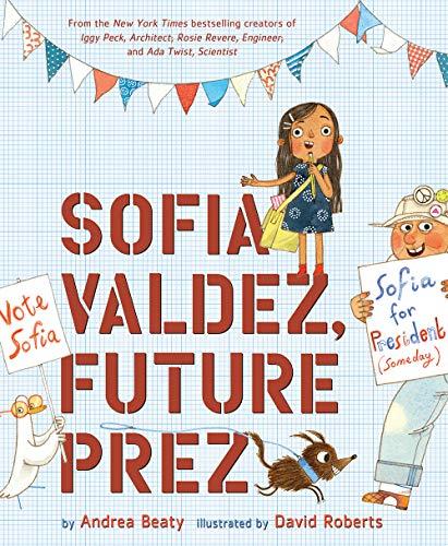 Sofia Valdez, Future Prez (The Questioneers)