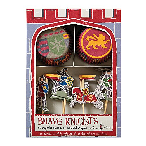 Meri Meri Cupcake Kits, Brave Knights for $<!--$14.00-->