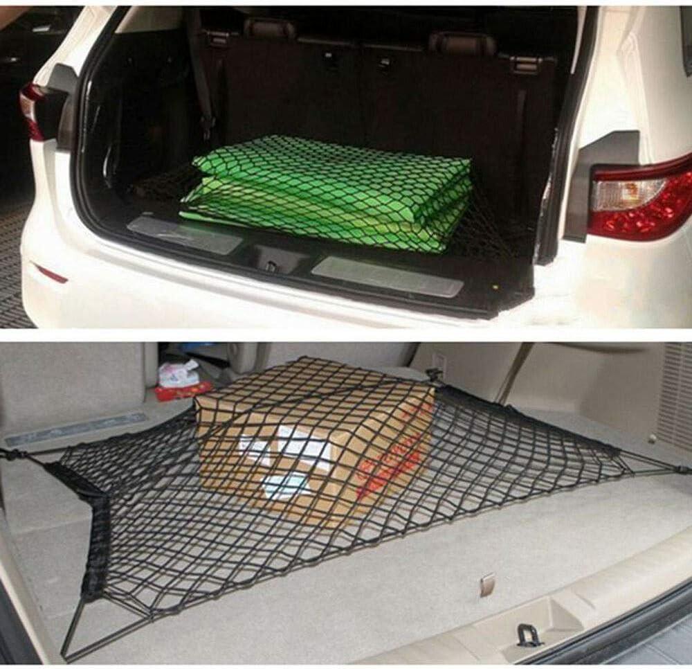 Auto Kopfst/ützenschutz Nackenkissen Paar Sommer Leder Ice Silk Autositz Knochen B-orange