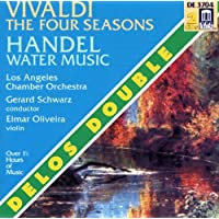 Handel: Water Music/Vivaldi: Four Seasons [IMPORT]