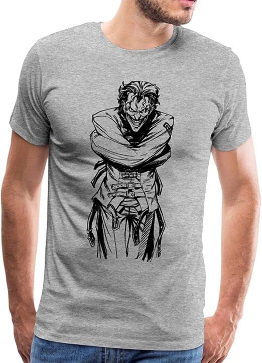 Spreadshirt Joker Zwangsjacke Unisex Pullover