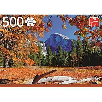 Jumbo 618554 Puzzle Parco Nazionale Yosemite Stati Uniti