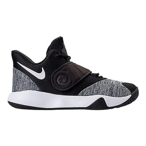 Nike KD Trey 5 Vi (GS), Zapatillas de Baloncesto para Hombre, Negro