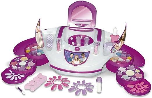 Violetta - Estuche maquillaje musical (Simba 5013436): Amazon.es: Juguetes y juegos