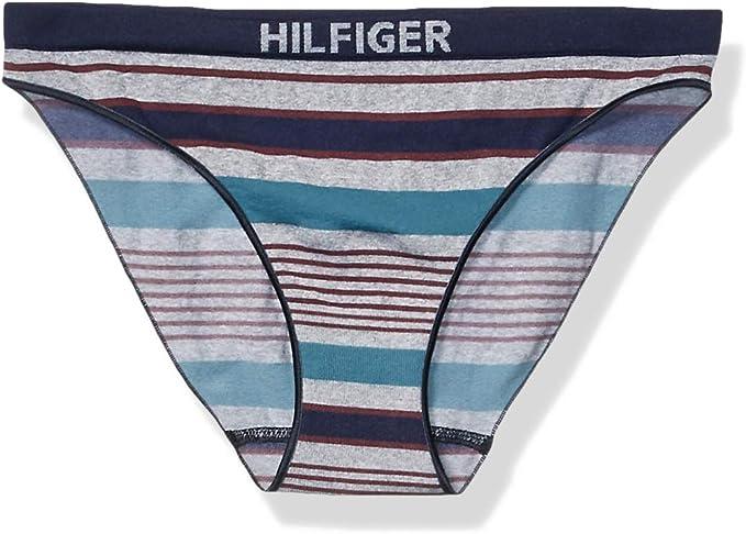 Tommy Hilfiger Womens 2pk Seamless Cheeky