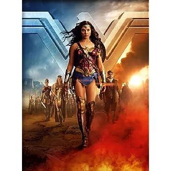 Amazon.com: Trends International Wall Poster Wonder Woman ...