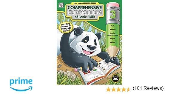 Comprehensive Curriculum of Basic Skills, Grade 3: Thinking Kids ...