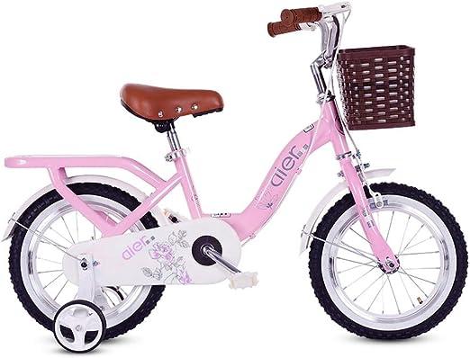 Llq2019 Bicicleta para niños de 2-4-6-8 años Bicicleta para niños ...