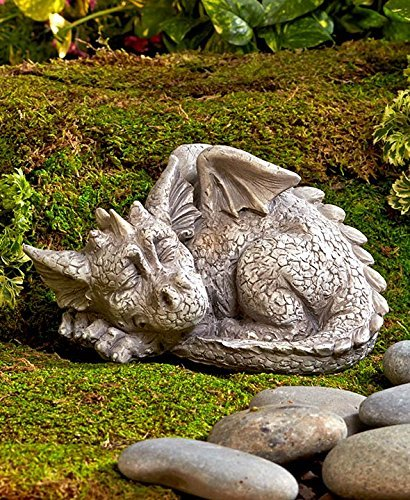 Charmant Dragon Garden Statue