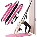 Xemz Back Bend Assist Trainer - Improve Back and Waist Flexibility, Door Flexibility Stretching Strap, Home Equipment for Bal