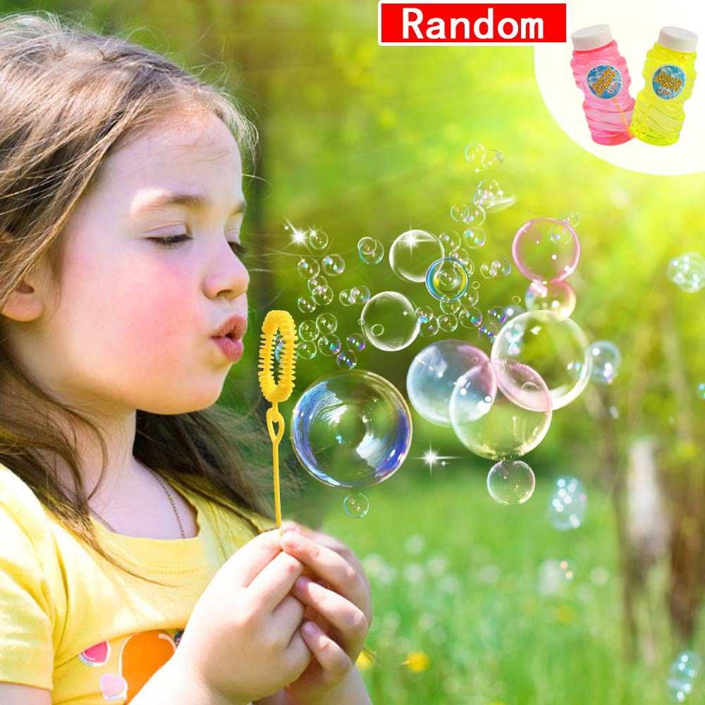 Automatic Frog Bubble Blower Machine Make Bubbles for Kids Birthday Party, Wedding, Indoor and Outdoor Games by Kidcheer (Image #4)