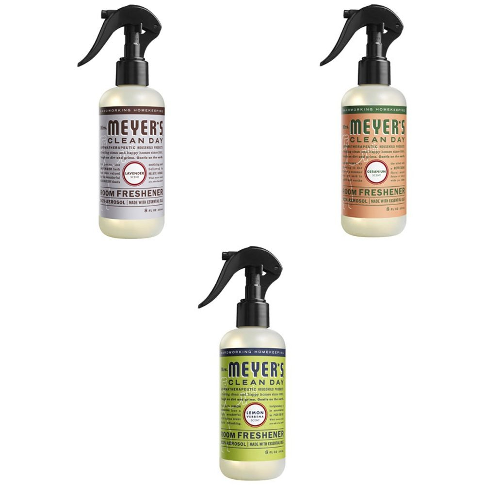 Mrs. Meyer's Clean Day Room Freshener Variety Pack (Pack of 3)