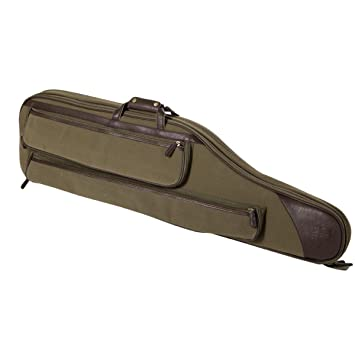Antideslizante Harkila doble 125 cm F/rifles y escopetas Material de la Pu impermeable