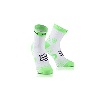 Compressport - Calcetines Capa Largo CompresSport WHITE SSR-RKT00 - T1