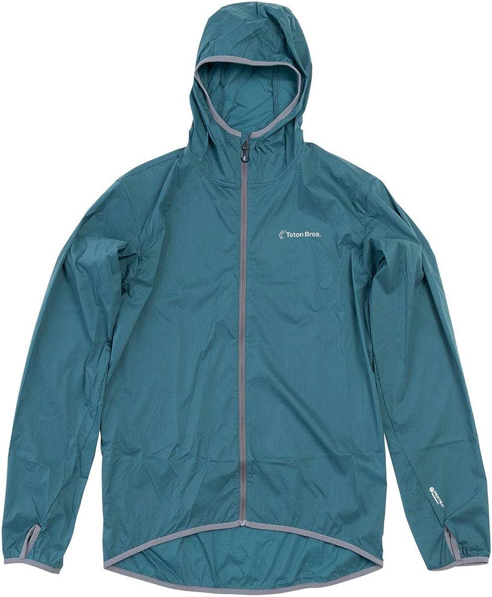 Teton Bros.(ティートン ブロス) ウインドリバーフーディ Wind River Hoody TB191-200102 ディープブルー L