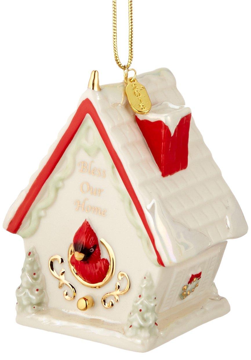 Lenox 2015 Bless Our Home, Birdhouse Ornament