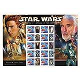 Star Wars - Episode II: Attack of The Clones - Stamp Sheet - Australia