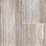 Mannington Hardware AR301 Adura Rectangles Luxury Cascade Vinyl Tile Flooring, Harbor Beige