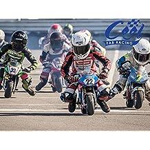 Cool Fab Racing British Minibikes Season 2017