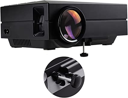 Tera GM60 Mini Proyector portátil multimedia (720p HD, mando a ...