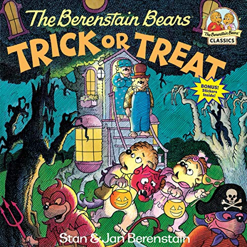 The Berenstain Bears Trick or Treat (First Time Books) -
