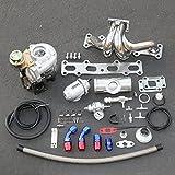 turbo upgrade kit - For Mazda Miata 1.8L High Performance 7pcs T25 Turbo Upgrade Installation Kit