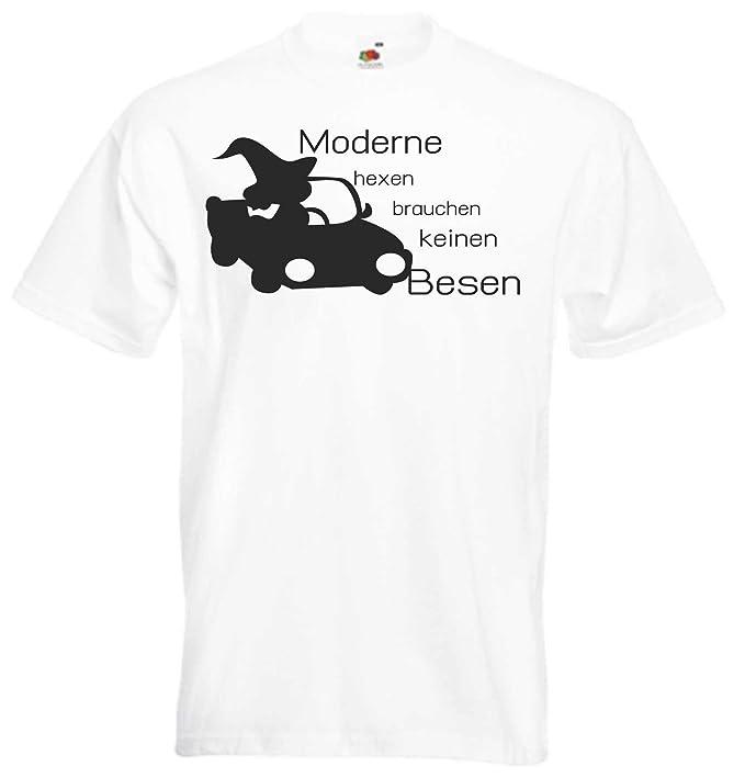 size 40 e932f f663d JINTORA Maglietta T-Shirt - Shirt - Le Streghe Moderne Non ...