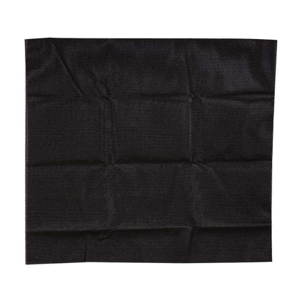 Anti-Slip Car Black Car Super Sticky Anti-Slip Mat Car Skid Grid Sticky Pad Key Non Slip Mat by lliang