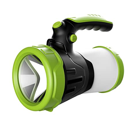 Review RABOW Led Rechargeable Camping