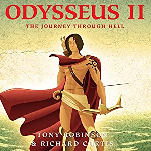 Odysseus II: The Journey Through Hell Audiobook