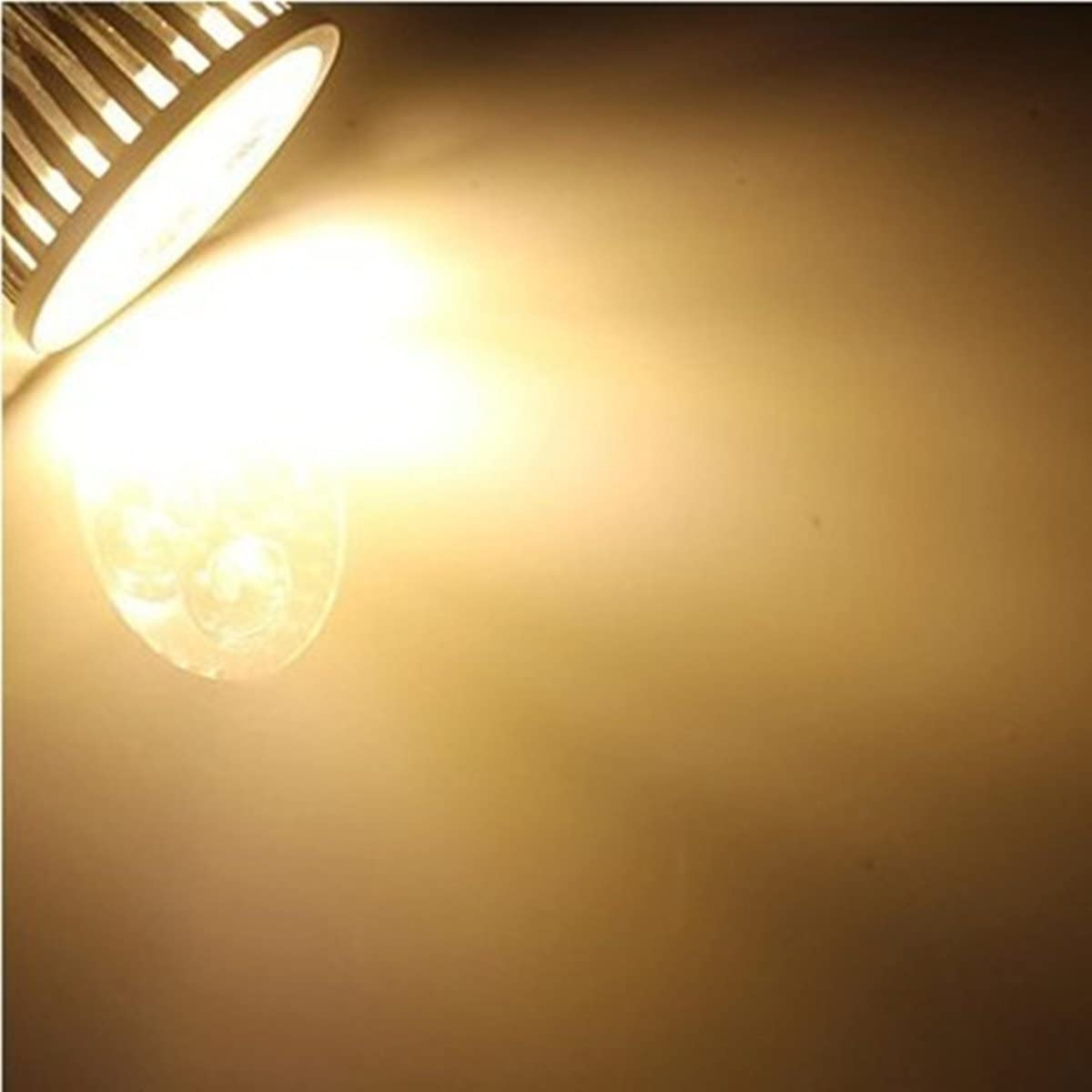 blanc chaud Pixnor YouOKLight 95-265V 5W GU10 500LM 3000 K lumi/ère LED projecteur Spot lampe
