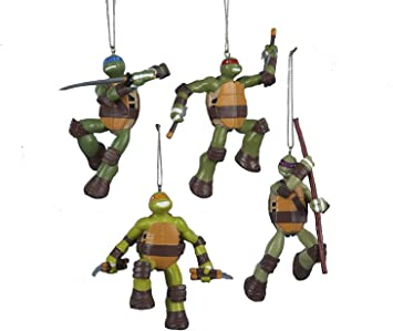 Amazon.com: Teenage Mutant Ninja Turtles golpe moho ...