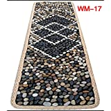 EliteShine Massage Mat Health Care Pad Bathroom Mat Yoga Mat Bathoom Mat Christmas Gift Garden Cobble Stone Walkway