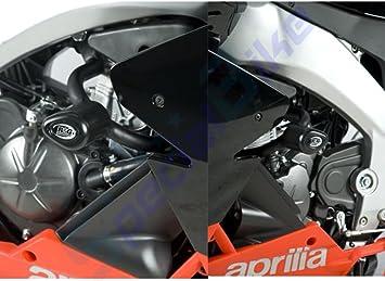 GSG-Mototechnik Sturzpads Aprilia RS 125 ab 2017 RS4 125 2011-2016 Paar