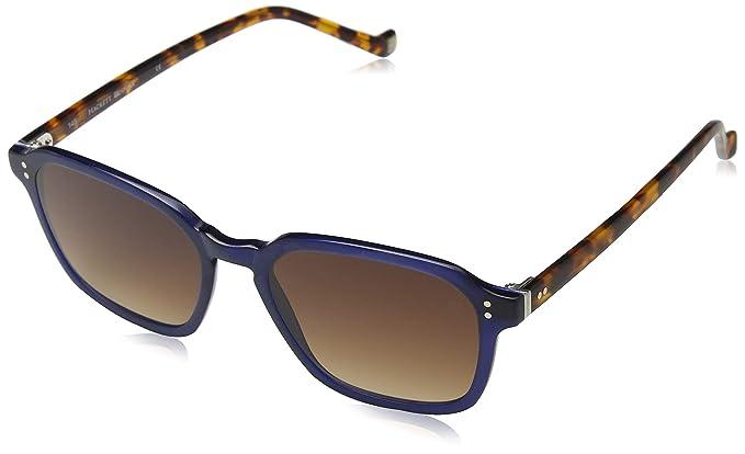 Hackett London HSB86668352 Gafas de sol, Azul, 52 para ...