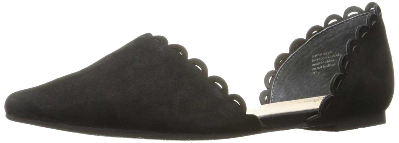 Seychelles Women's Research Pointed Toe Flat B01L80XPT8 6 B(M) US|Black