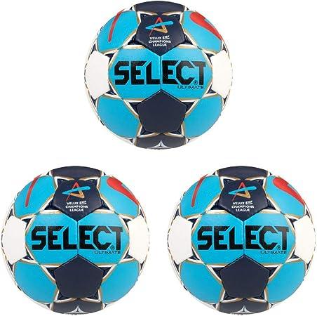 Fan Sport 24 Select Ultimate Cl Ball EHF - Pelota de Balonmano (3 ...