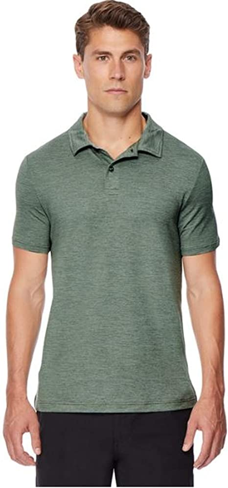 32 DEGREES Men/'s Ultra Lux Polo