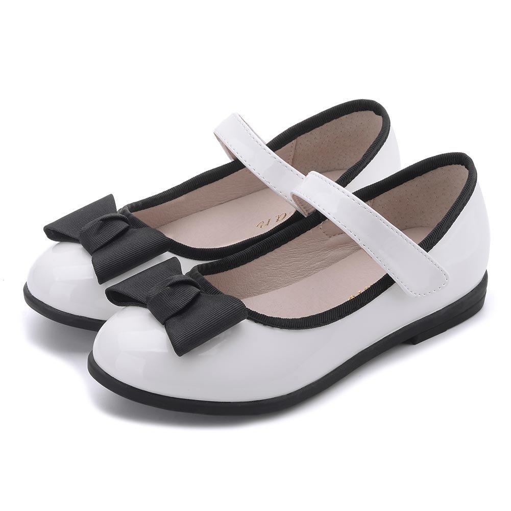 Kids Girl Dress Ballet Flat Slip On Comfortable Ballerina Synthetic Sparkle Shoes