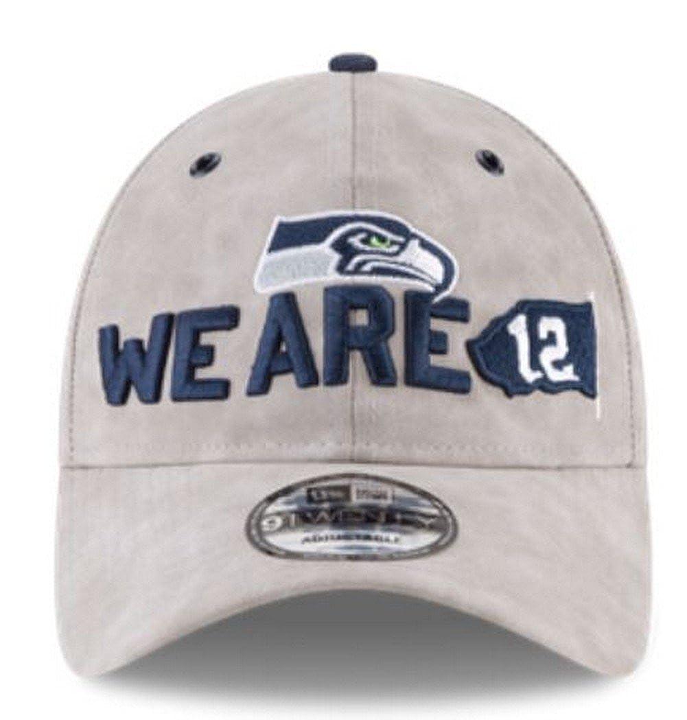 New Era NFL Seattle Seahawks Baseball Hat Cap Spotlight 920 9Twenty Faux  Suede Taupe at Amazon Men s Clothing store  7612b2a5bb1