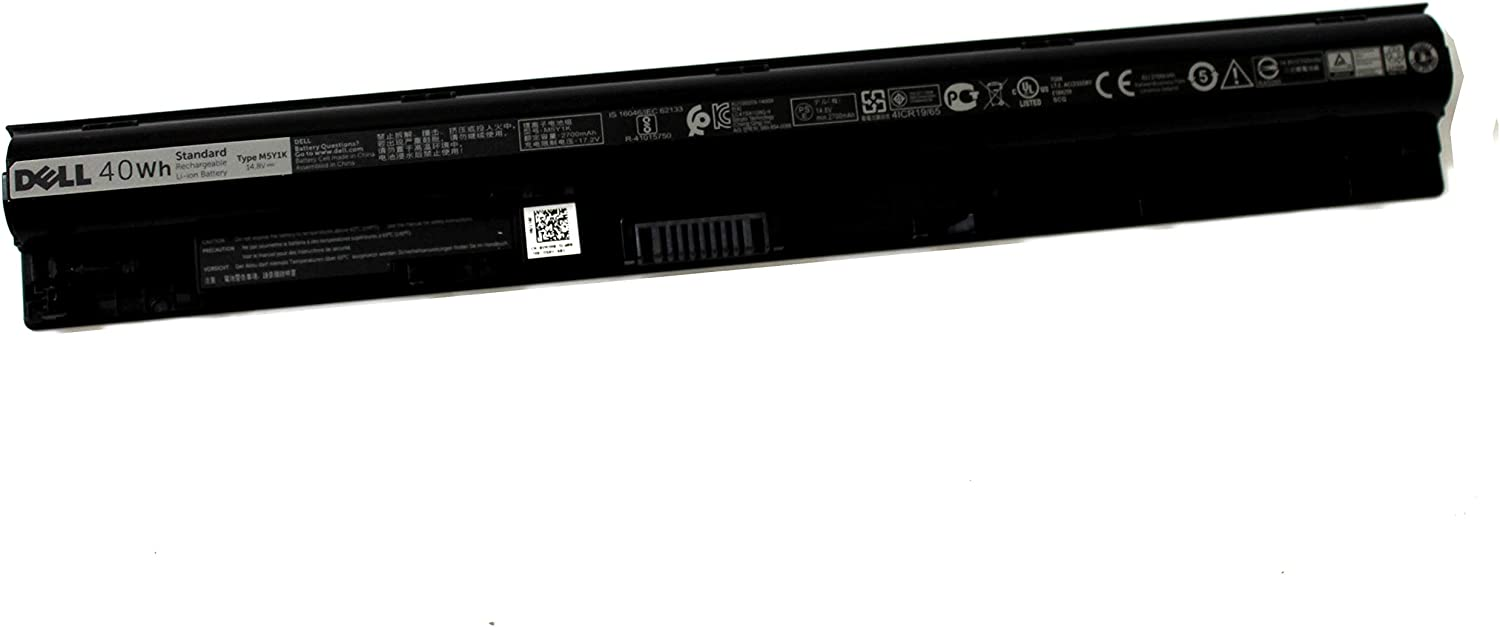 VN3N0 Inspiron 3458 3567 5555 5558 5758 Genuine OEM 40Wh 14.8V Laptop Battery M5Y1K
